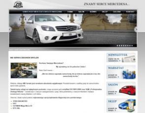 Serwis Mercedes Warszawa - Zbigniew Broler